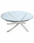 Magnussen Round Cocktail Table Zila MG-T2050-45