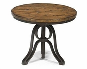 Magnussen Round End Table Cranfill MG-T2299-05