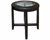 Magnussen Round End Table Gaston MG-T1346-05