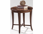 Magnussen Round End Table Kingston MG-T1171-05