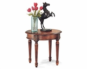 Magnussen Round End Table Sedona MG-13804