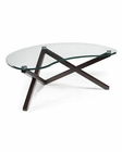 Magnussen Shaped Cocktail Table Visio MG-T2282-62