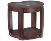 Magnussen Shaped End Table Ormond MG-T1890-22