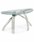 *Magnussen Shaped Sofa Table Zaria MG-T2173-95