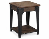 Magnussen Square Accent Table Lakehurst MG-T1806-33