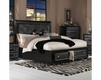 Magnussen Storage Bed Onyx MG-B2229SBED