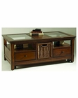 Magnussen Storage Cocktail Table Tanner MG-T1297-50