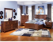 Magnussen Youth Panel Bedroom Set Riley MG-Y1873SETP