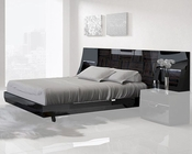Marbella Bed in Modern Style 33140MR