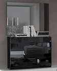 Marbella Dresser and Mirror in Modern Style 33190MR
