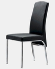 Marcella Black Side Chair 44DY05B (Set of 2)