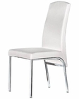 Marcella White Side Chair 44DY05W (Set of 2)