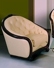 Marthena Furnishing Ivory Finish Chair MF-A58C