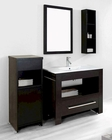 "Masselin 40"" Single Bathroom Vanity Set by Virtu USA VU-ES-2440-C-ES"