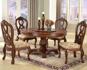 MCF Furniture Antique Cherry Dinette Set MCFD6005