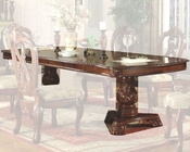 MCF Furniture Antique Cherry Dining Table MCFD6005T