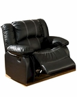 MCF Furniture Black Rocker Reclining Chair MCFSF3591C