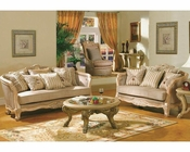 MCF Furniture Traditional Sofa Set MCFRSF300
