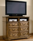 Media Chest with 6 Drawers Edgewood CO201626