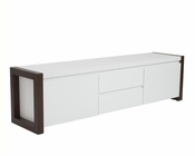 Media Stand Manon by Euro Style EU-90194WHT