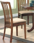Medium Oak Pub Chair CO-101092 (Set of 2)