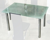 Metal Dining Table OL-DT75