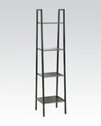Metal Shelf in Black by Acme Furniture AC92157