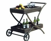 Miami Dining Cart by Sunny Designs SU-4752-DC
