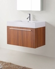 Midori Plum 36in Single Vanity Cabinet by Virtu USA VU-JS-50136-PL-PRT
