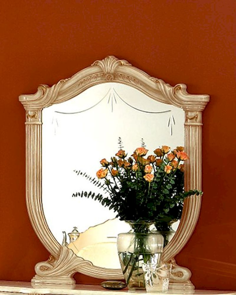 Mirror romana european design made in italy 33d55 for Design made in italy