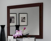 Modern Bedroom Mirror Penelope and Luxury Combo 33180PL