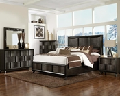 Modern Bedroom Set Beckham by Magnussen MG-B2563-50SET