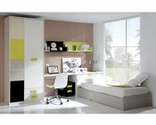 Modern Bedroom Set European Design Made in Spain 33JB11