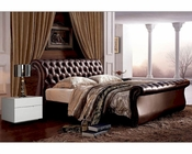 Modern Bedroom Set Made in Spain Jennifer 3313JN