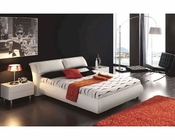 Modern Bedroom Set Monica in White Made in Spain 33B321