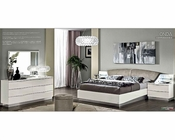 Modern Bedroom Set Onda in White Color 3313ON