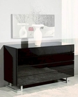 Modern Black Dresser Made in Italy 44B4615B