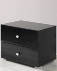 Modern Black Night Stand Made in Italy 44B4613B