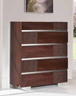 Modern Chest Caprice European Design Made in Italy 33B517