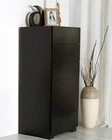 Modern Chest in Wenge Finish Made in Italy 44B2119