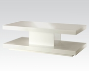 Modern Coffee Table Cleon by Acme Furniture AC80728