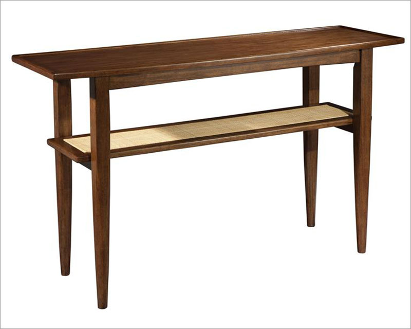 Modern danish sofa table mid century by hekman he 951309mw - Choosing contemporary sofa table ...