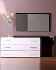 Modern Design Dresser and Mirror Made in Italy 44B3614