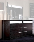 Modern Design Wenge Finish Dresser  Made in Italy 44B3115