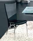Modern Dining Chair in Black European Design 33D273 (Set of 4)