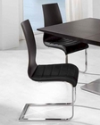 Chair in High Gloss Finish 33D403 (Set of 2)