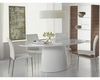 Modern Dining Set w/ Deodat Table and Mac Chairs Euro Style EU-38632
