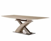 Modern Dining Table w/ Extension 33-2122