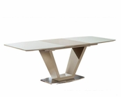 Modern Dining Table w/ Extension 33-2135
