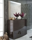Modern Dresser and Mirror Barcelona 33190BR